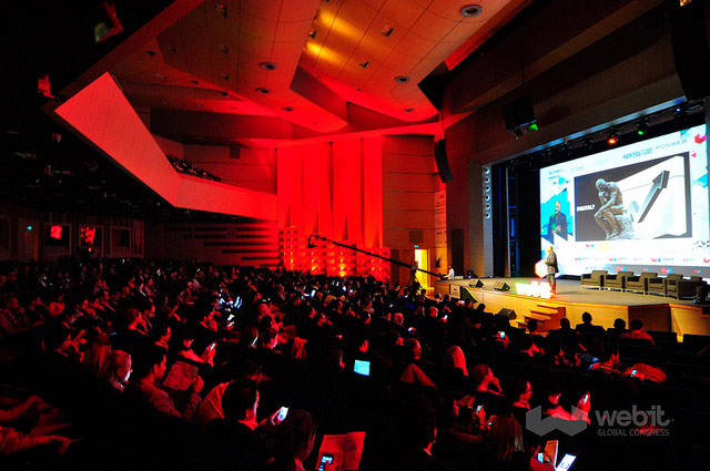 Global Webit Congress 2014
